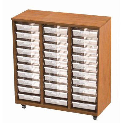 WB Manufacturing 30 Tote Storage Unit