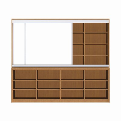 WB Manufacturing Information eXchange Wall Hutch Unit System