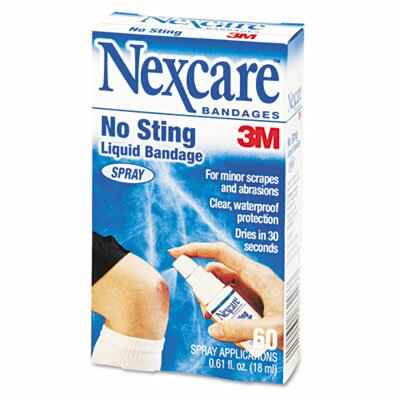 3M Nexcare No-Sting Liquid Bandage Spray