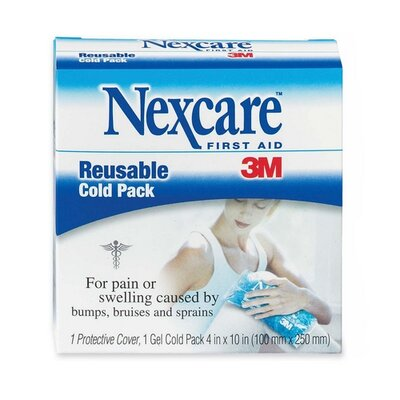 3M Reusable Cold Pack, Gel-filled