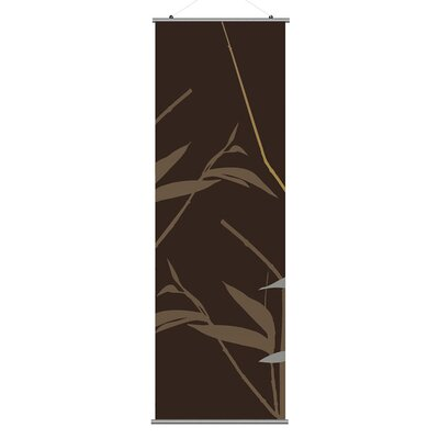 Inhabit Morning Glory Tall Grass Slat in Charcoal and Olive 1