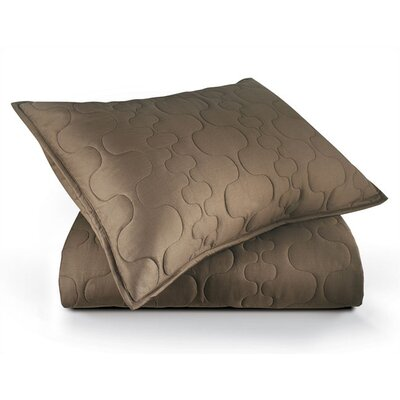 Inhabit Spa Quilted Coverlet in Natural