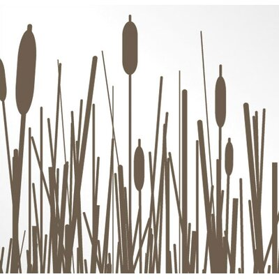 Inhabit Cattails Slat Hanging Panel Collection