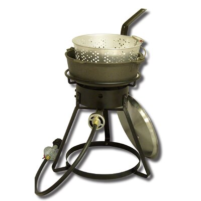 King Kooker Bolt Together Outdoor Cooker