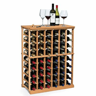 Wine Enthusiast N'finity 60 Bottle Wine Rack