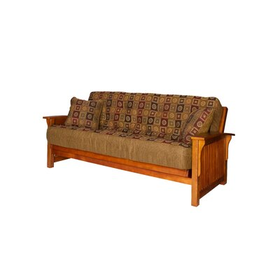 Premium Hardwood Series Hasting Futon Frame and Mattress