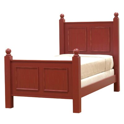 Notting Hill Panel Bed