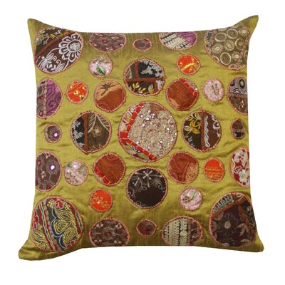 Divine Designs Khambadia Polyester Pillow