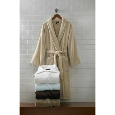 Luxor Linens Andara 100% Supima Cotton Luxury Bath Robe