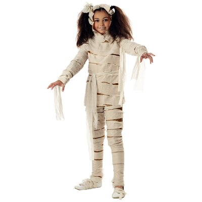 California Costumes Mummy Girl Costume