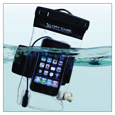 AURA Drycase Waterproof Phone and MP3 Player Case