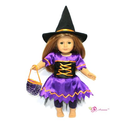 Arianna Hocus Pocus Witch Costume