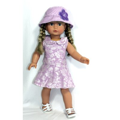 "Arianna Lacey Outfit for 18"" American Girl Doll"