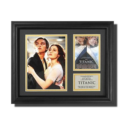 Legendary Art 'Titanic' Movie Memorabilia