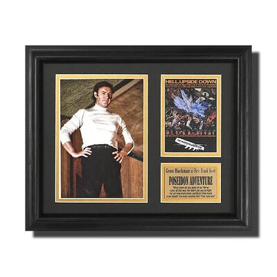 Legendary Art 'Poseidon Adventure' Movie Memorabilia