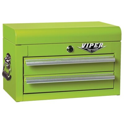 "Viper Tool Storage 18"" 2 Drawer Mini Chest"