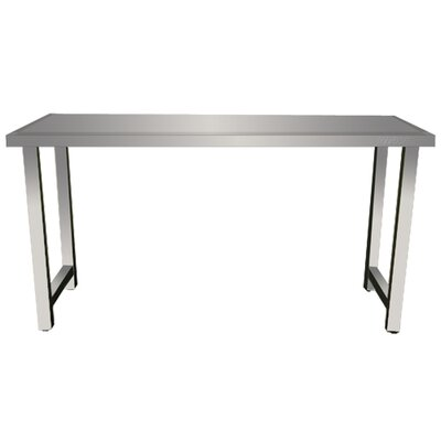 "Viper Tool Storage 72"" Stainless Steel Work Table"