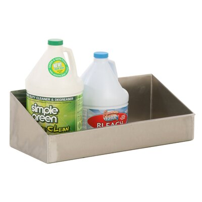 PVIFS Four Capacity Gallon Storage Shelf