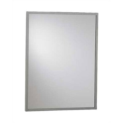 Steel Inter-Lok Angle Frame Mirror, 60