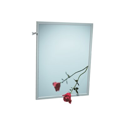 "American Specialties Adjustable Tilt Inter-Lok Mirror, 16"" x 24"""