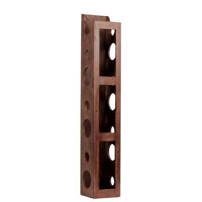 Urban Trends 7 Bottle Wine Rack