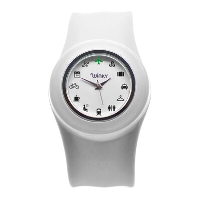 Winky Designs Iconic Travel Slap Watch