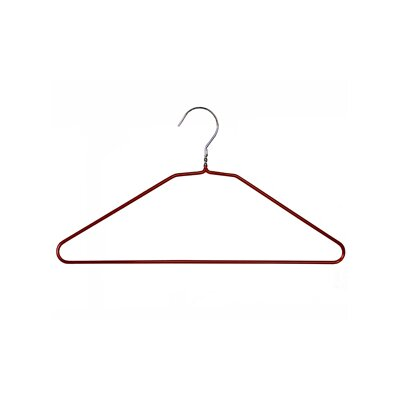 Richards Homewares Gel and Vinyl Dipped Suit Hanger (Set of 10)