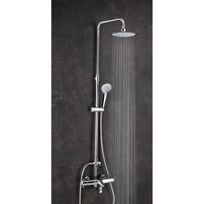 Roman Soler by Nameeks Drako Round Shower Column
