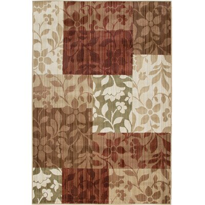 Orian Rugs Inc. Anthology Vivian Red Rug