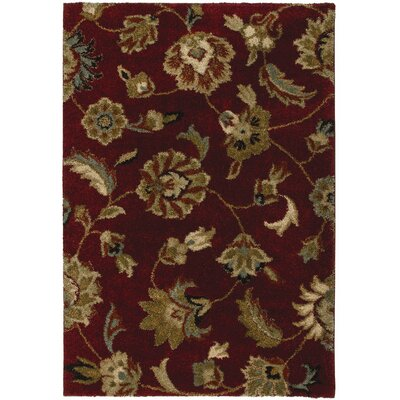 Wild Weave Rouge London Rug