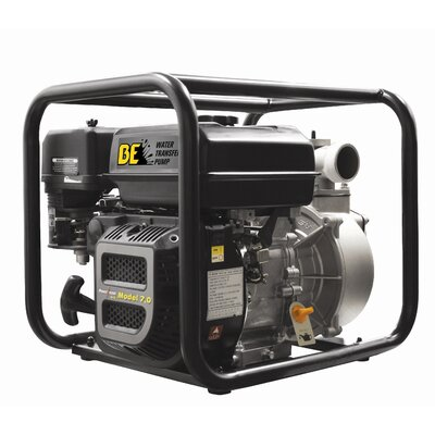 BE Pressure 158 GPM Commercial Water Transfer Pump