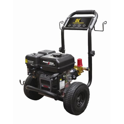 BE Pressure 3100 PSI 2.3 GPM Cold Water Pressure Washer