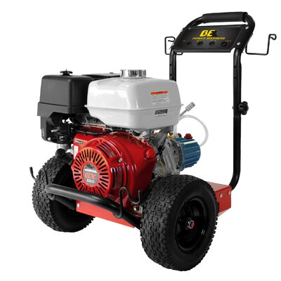 BE Pressure 4000 PSI 3.9 GPM Cold Water Cat Pump Pressure Washer
