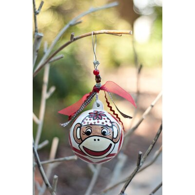 Glory Haus Monkey Ball Ornament