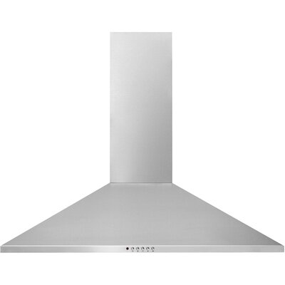 Chimney Wall-Mount Range Hood