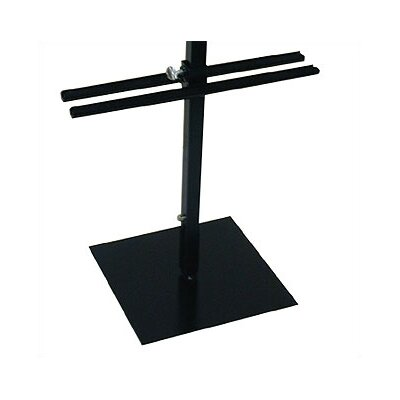 "Pinquist Tool & Die 24"" - 45"" Vertical Adjustable Double-Sided Counter Stand"