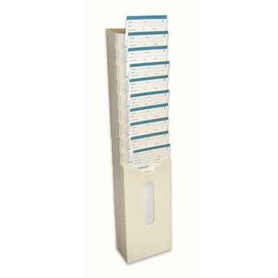 Pyramid Time Card Rack for Pyramid 2400 Time Cards