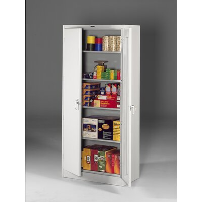 "Tennsco Corp. Assembled Deluxe 24"" Deep Storage Cabinet"