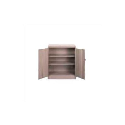 Tennsco Corp. Assembled Counter High Cabinet