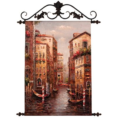Grand Canal Canvas Art