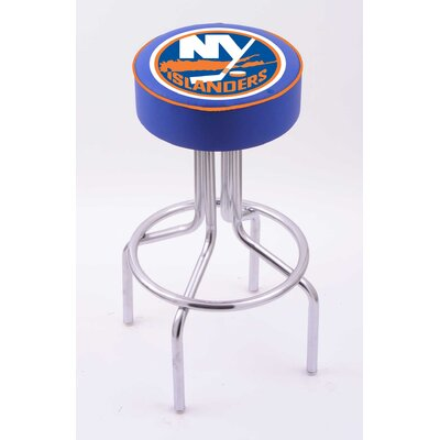 Holland Bar Stool National Hocky League Tulip Base Swivel Barstool