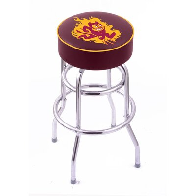 Holland Bar Stool NCAA Double Ring Swivel Bar Barstool