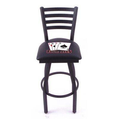 Holland Bar Stool Gambling Ladder-Back Barstool 