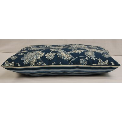 Dakotah Pillow Damask Pet Bed