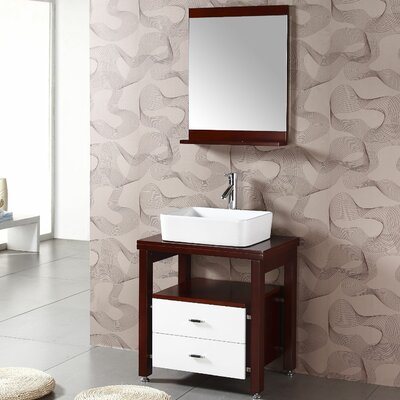 "Legion Furniture 26.5"" Single Bathroom Vanity Set"
