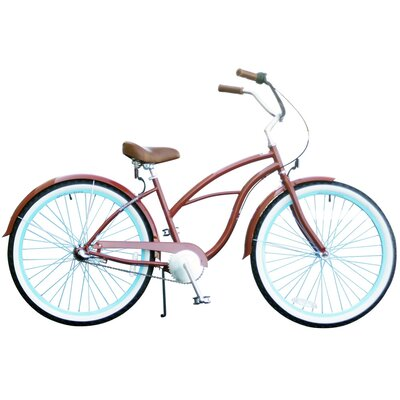 Women's Brick n'Blue 3 Speed Cruiser