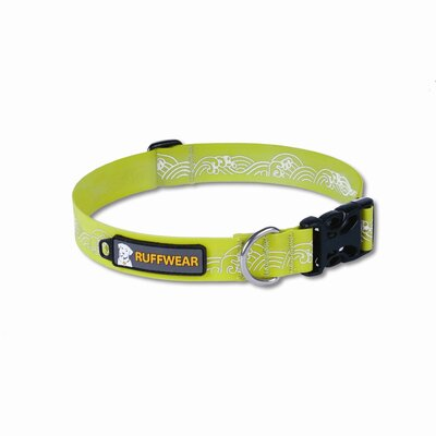 Headwater™ Stink-Proof Dog Collar in Fern Green