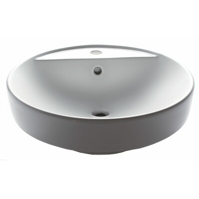 Ceramic Bathroom Basin - BA141