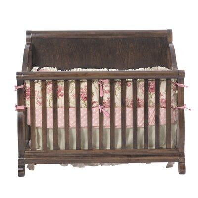 Capretti Design Billissimo 3-in-1 Convertible Crib