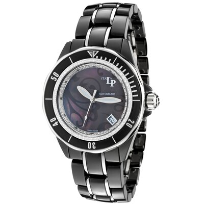 Unisex Celano Automatic Round Watch